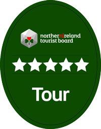 Northern Ireland Tourist Board 5 Star Tour
