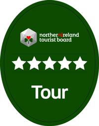 Northern Ireland Tourist Board 5 Star Tour